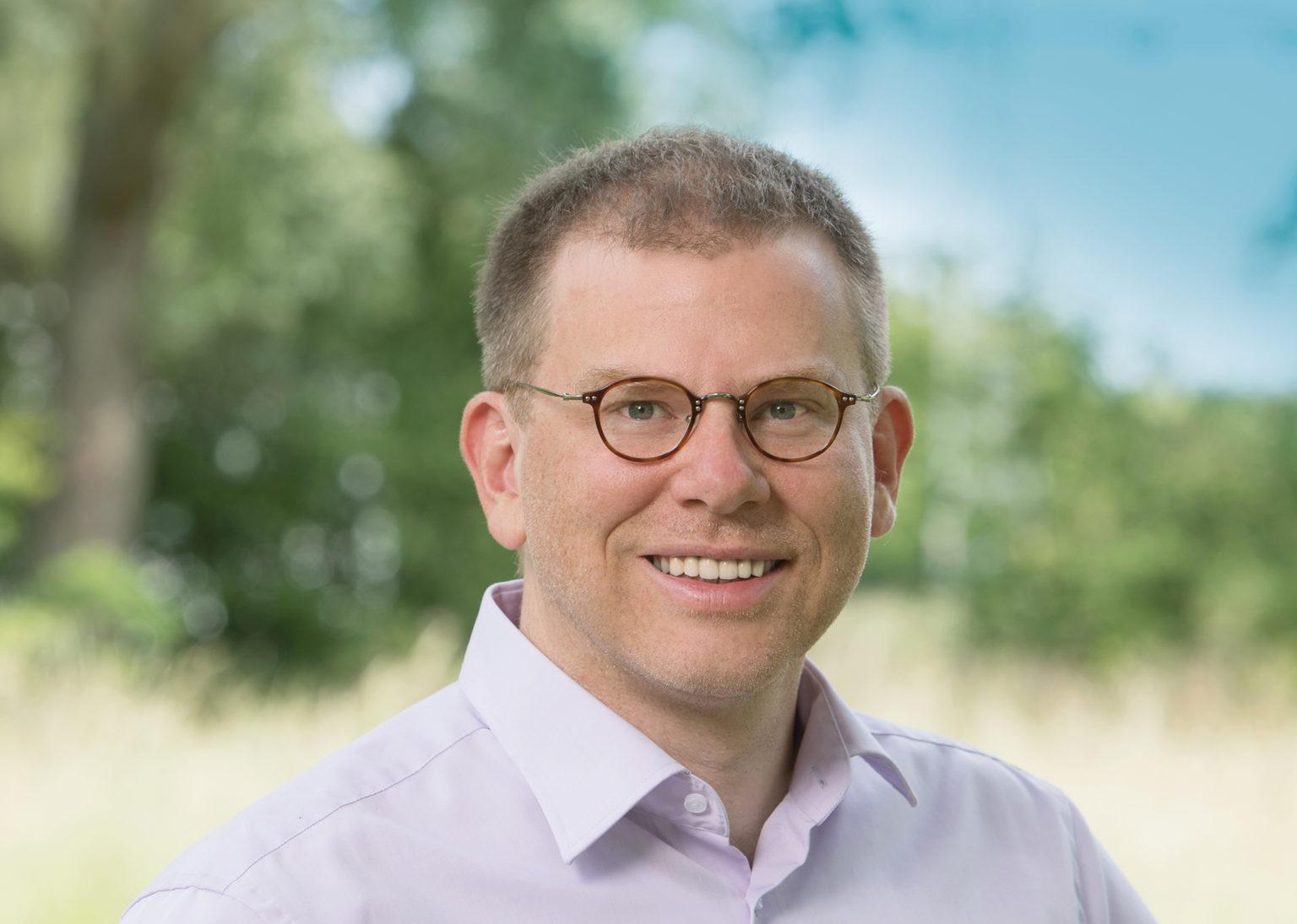 Unser Bürgermeisterkandidat